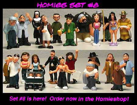 Toy Homies Series 8 La Chunky Figure